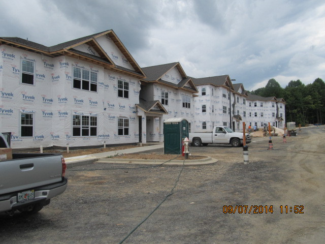 West Mt Airy Apartments