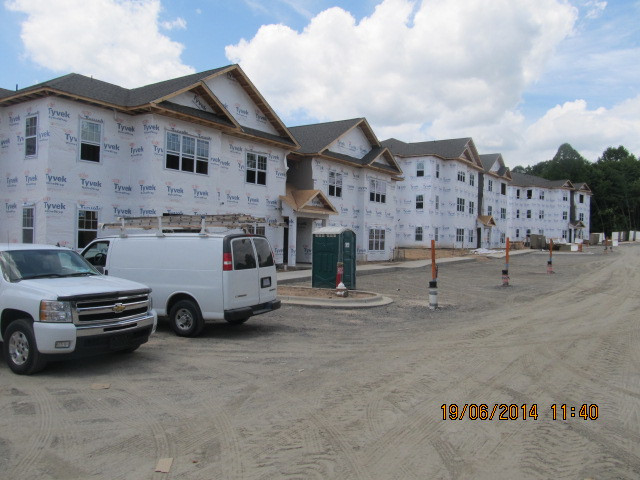 Edgewood Place Apartments In Mount Airy Nc North